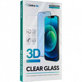Защитное стекло Gelius Pro для Xiaomi Redmi Note 8 (3D стекло черного цвета)