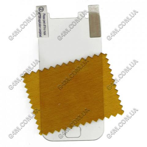 Защитная пленка для Samsung i9003 Galaxy SL прозрачная глянцевая