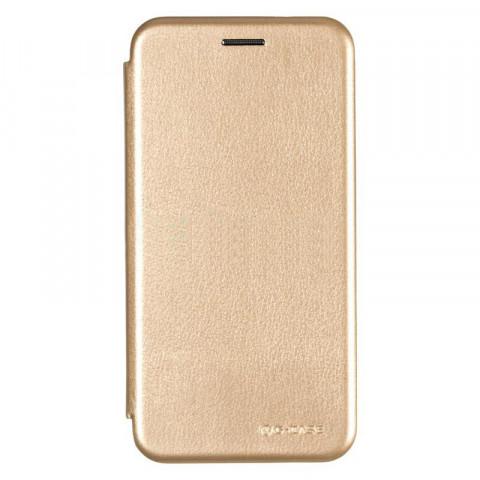 Чехол-книжка G-Case Ranger Series для Samsung J250 (J2-2018) золотистого цвета