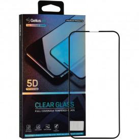 Защитное стекло HONOR 5D для Apple iPhone 6 Plus, Apple iPhone 6S Plus: 5.5-дюйма (5D стекло черного цвета)
