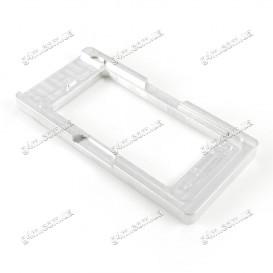Форма-фиксатор для склеивания стекла с дисплеем Apple iPhone 7: 4.7-дюйма (металлическая)