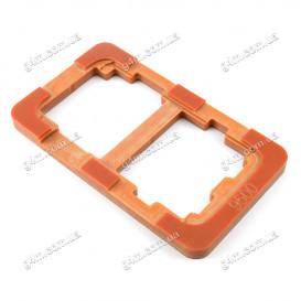 Форма-фиксатор для склеивания стекла с дисплеем Samsung i9500, i9505 Galaxy S4