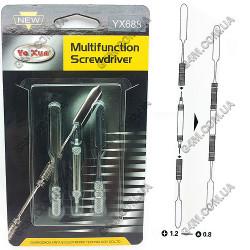 Отвертка многофункциональная YX688 (отвёртка+лопатка)