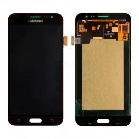 Дисплей для Samsung J320A, J320F, J320P, J3109, J320M, J320Y, J320H/DS Galaxy J3 (2016) черная копия