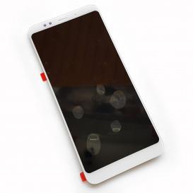 Дисплей Xiaomi Redmi 5 Plus с тачскрином, белый