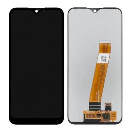 Дисплей Samsung A015F, A01-2020 с тачскрином, черный