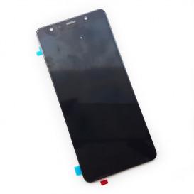 Дисплей Samsung Samsung A750 Galaxy A7 (2018 года) с тачскрином, черный (оригинал)