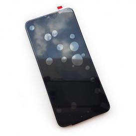 Дисплей Xiaomi Redmi 8, Redmi 8a с тачскрином и рамкой, черный