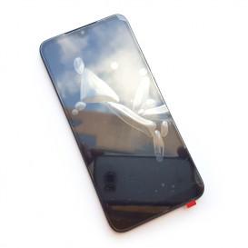 Дисплей Xiaomi Redmi 7 с тачскрином и рамкой, черный