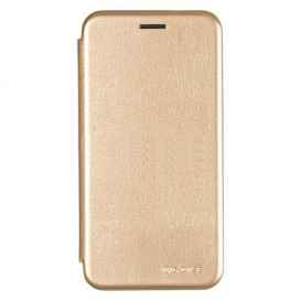 Чехол-книжка G-Case Ranger Series для Samsung A305 (A30) золотистого цвета
