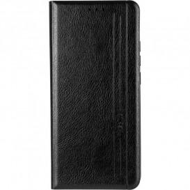 Чехол-книжка Gelius Leather New для Xiaomi Redmi 9a черного цвета