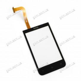 Тачскрин для HTC Desire 200 черный