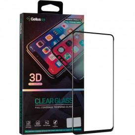Защитное стекло Gelius Pro для Xiaomi Redmi Note 9.Redmi Note 9s (3D стекло черного цвета)