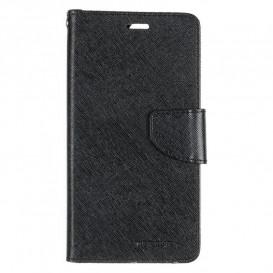 Чехол-книжка Goospery для Huawei Nova 2 черного цвета