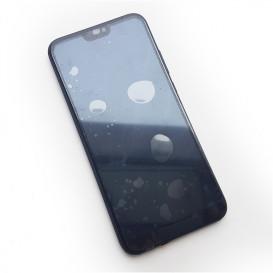 Дисплей Huawei P20 Lite (ANE-LX1) с тачскрином и рамкой, черный
