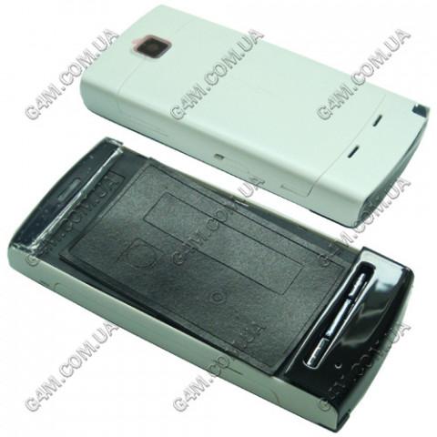 Корпус Nokia 5250 белый с клавиатурой (High Copy)