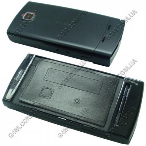 Корпус Nokia 5250 черный с клавиатурой (High Copy)