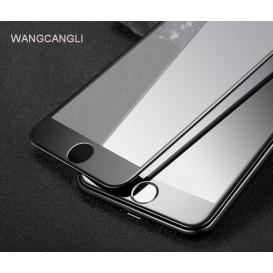 Защитное стекло Optima 5D для Apple iPhone 7, Apple iPhone 8 (5D стекло черного цвета)