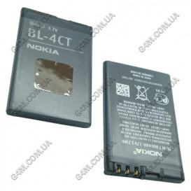 Аккумулятор BL-4CT для Nokia 2720f, 5310, 5630, 6600f, 6700s, 7210S, 7230, 7310S, X3-00 (High copy)