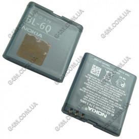 Аккумулятор BL-6Q для Nokia 6700 classic (High copy)