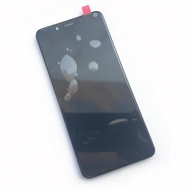 Дисплей Xiaomi Redmi Note 5 с тачскрином и рамкой, черный
