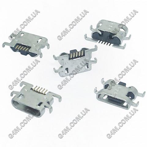 Коннектор зарядки Sony C1904, C1905 Xperia M, C2004, C2005 Xperia M Dual, D5103 Sony Xperia T3, Doogee x5, Doogee x5 Pro