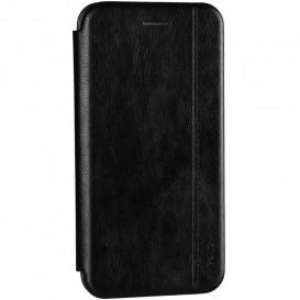 Чехол-книжка Gelius для Samsung A405 (A40) черного цвета
