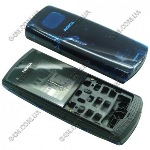 Корпус Nokia X1-00 черный (High Copy)