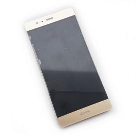 Дисплей Huawei P9 с тачскрином, золотистый