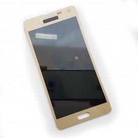 Дисплей Samsung A500F, A500FU, A500H Galaxy A5 с тачскрином, золотистый (копия)