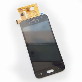 Дисплей Samsung J120 Galaxy J1 (2016) темно-синий с тачскрином, копия