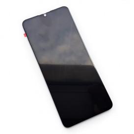 Дисплей Huawei Y6P 2020 года с тачскрином черный