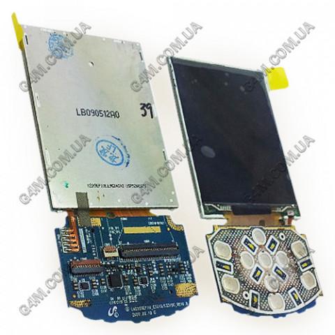 Дисплей Samsung C3310 Slider, C3310C Slider