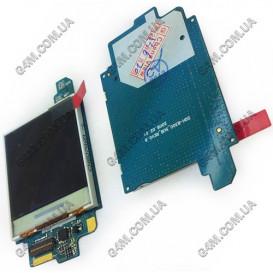 Дисплей Samsung B300 на плате