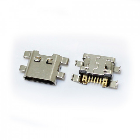 Коннектор зарядки LG P990, P999 Optimus 2X, E900 Optimus 7, E985, E986, E988, F240 Optimus G Pro