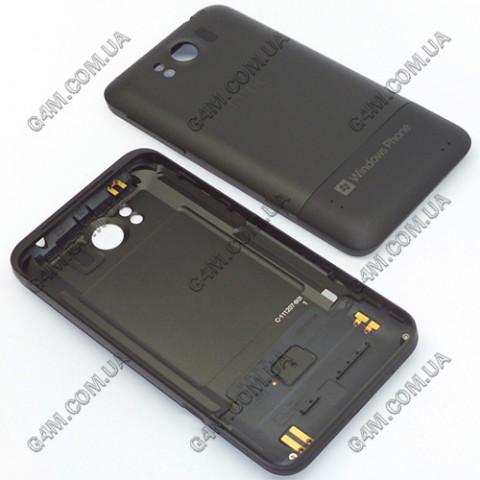 Корпус HTC X310e Titan черный (Оригинал)