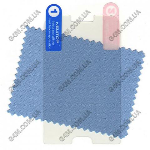 Защитная пленка для Samsung C3312 прозрачная глянцевая