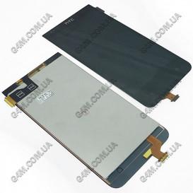 Дисплей HTC Desire 300 с тачскрином, черный