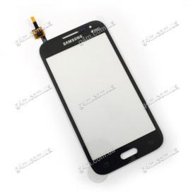 Тачскрин для Samsung G361F Galaxy Core Prime VE LTE, G361H Galaxy Core Prime VE черный (Оригинал)