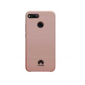 Накладка Original Soft Case для Huawei Y7 Prime (2018 года), Nova 2 Lite (бежевого цвета)