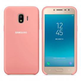Накладка Original Soft Case для Samsung J4 2018, J400 (розового цвета)