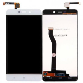 Дисплей Xiaomi Redmi 4 Pro, 4 Prime с тачскрином, белый