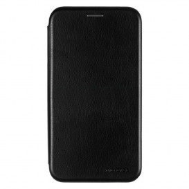 Чехол-книжка G-Case Ranger Series для Xiaomi Redmi Note 9 черного цвета