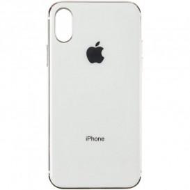Накладка Anyland Deep Farfor для iPhone XS Max (белого цвета)