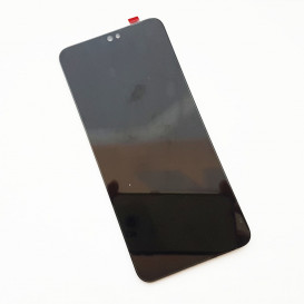 Дисплей Huawei Honor 8x с тачскрином черный (Оригинал)