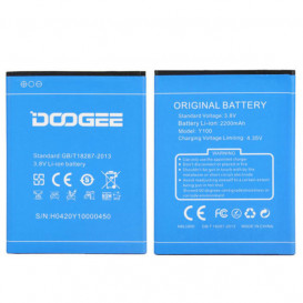 Аккумулятор для Doogee Y100,Y100 Pro