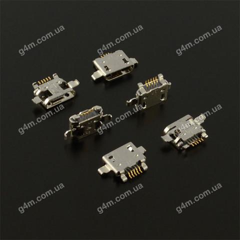 Коннектор зарядки HTC Desire 400, Desire 700, Desire 816