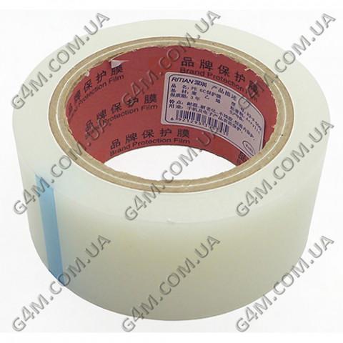 Защитная пленка-скотч для очистки дисплеев, ширина 6 см (60 метров)