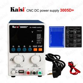 Источник питания Kaisi 3005D+ CNC DC (30 Вольт, 5 Ампер)