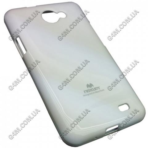 Накладка пластиковая MERCURY для Samsung i9103 Galaxy R белая